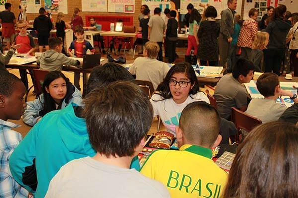 Elementary Classrooms Around The World ~ Around the world at provost elementary provo city school