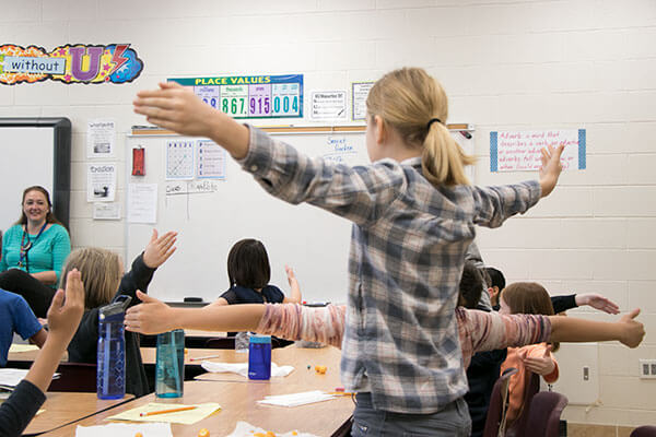 Provo Peaks Utilizes IXL | Provo City School District