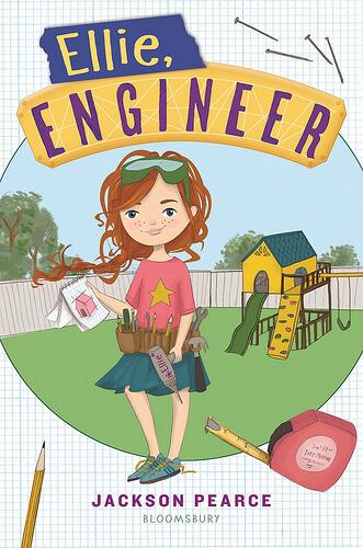 cover of ellie engineer