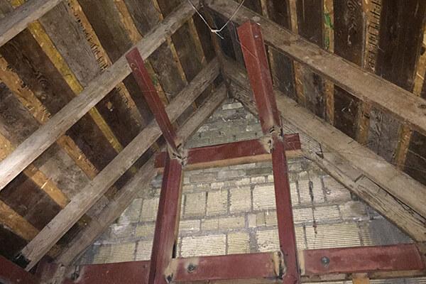 Dixon roof