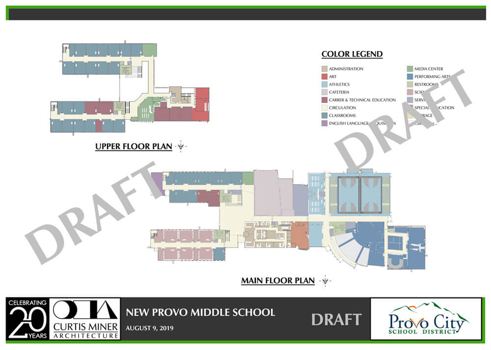 New Provo Middle school Draft 1