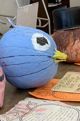 Timpanogos Pumpkin 1