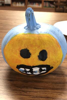Wasatch Pumpkin 2