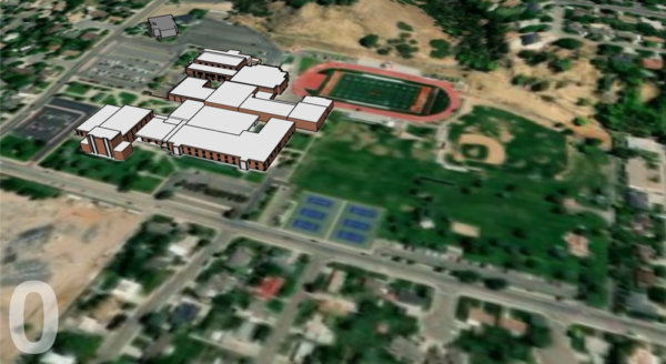 existing Timpview Campus